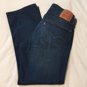 LEVI 559 Relaxed Straight Jean, 32x30
